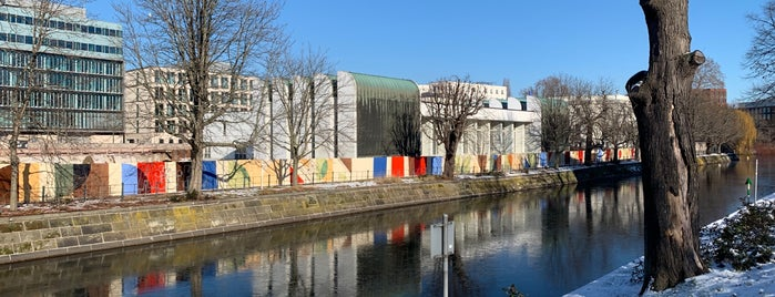 Café im Bauhaus-Archiv is one of Berlin.