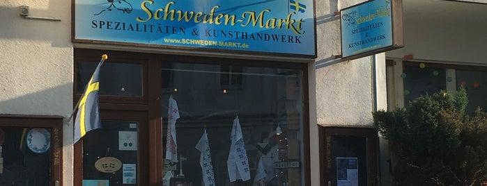 Schweden-Markt is one of Berlin.