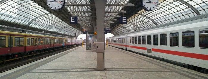 Bahnhöfe besucht !