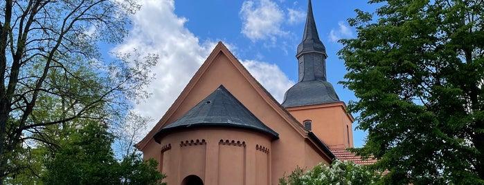 Kirche Ribbeck is one of Brandenburg Blog.