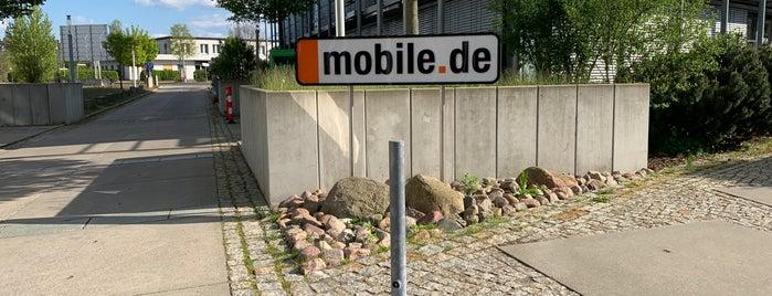 eBay Deutschland is one of Berlin.