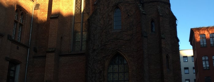 Alexianer St. Hedwig-Krankenhaus is one of Orte, die Simon gefallen.