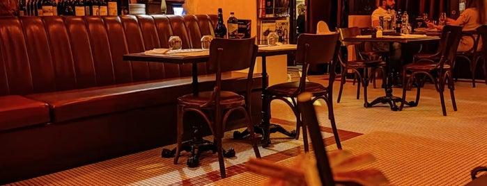 Neni Brasserie is one of Bagdat caddesi civari.