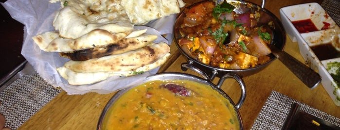 Bhatti Indian Grill is one of NYC Foodz.