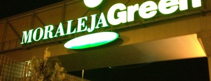 C.C. Moraleja Green is one of Lugares favoritos de Mas.Cositas.
