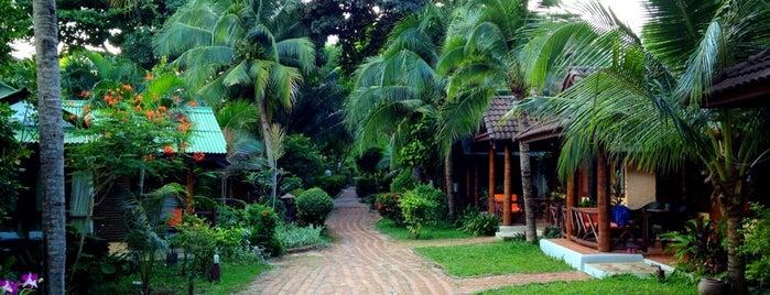 Samui World Resort is one of Tempat yang Disukai Melisa.