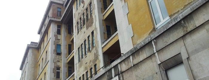 Ospedale Niguarda Ca' Granda is one of Lugares favoritos de Francesco.
