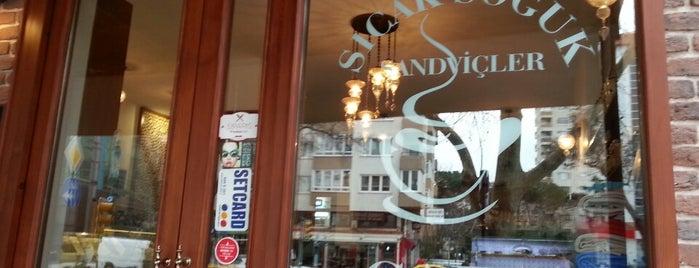 Delicatessen Fondue is one of Tatlı.