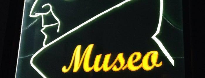 Museo Chicote is one of LOS MAS NUEVOS!!.