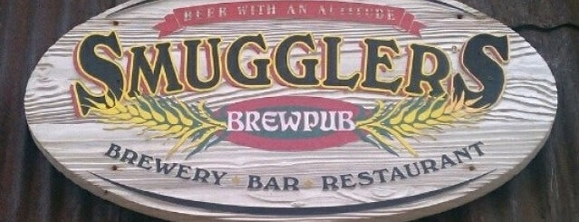 Smugglers Brew Pub is one of Colorado Breweries.