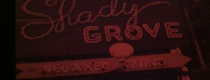 Shady Grove is one of #Austin.