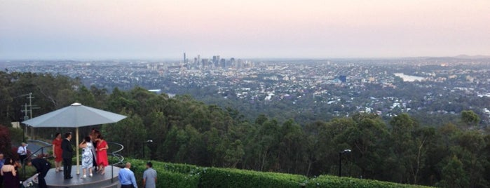 Mount Coot-tha is one of Go back to explore: Brisbane Area.