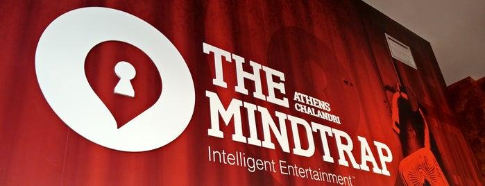 The Mindtrap Chalandri is one of Posti che sono piaciuti a Marietta.