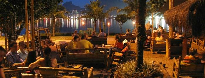 Palaphita Lagoa is one of Trip Rio.