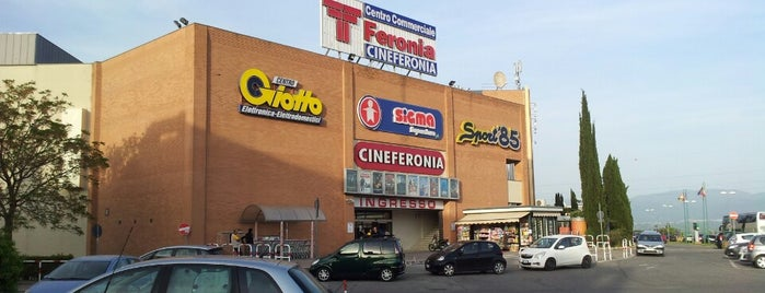 Centro Commerciale Feronia is one of 4G Retail.