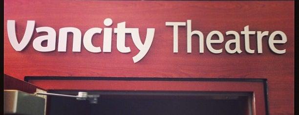 Vancity Theatre is one of Lugares favoritos de Winnie.