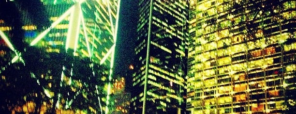 Central is one of Hong Kong.