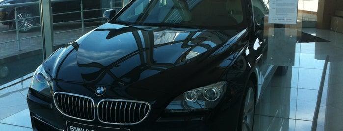 Автоидея BMW is one of Lieux qui ont plu à Евгений.