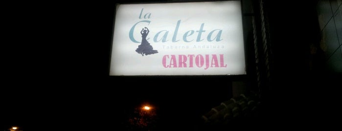 La Caleta is one of Cocktails.