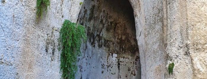 Latomia del Paradisio is one of Sicilia.