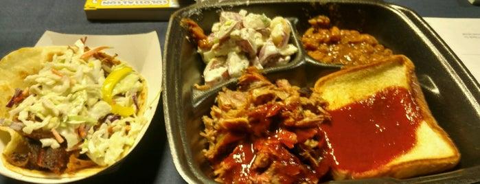 Sweet Auburn Barbeque is one of Favorite Atlanta Food Trucks.