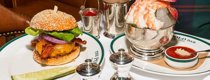 The Polo Bar is one of Manhattan To-Do's (14th Street to 59th Street).