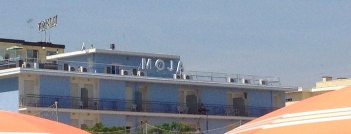 hotel Moja is one of Orte, die Matteo🔧 gefallen.