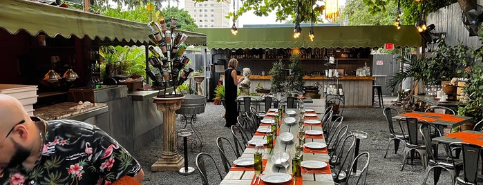 The Anderson is one of Miami Casual Dinner.