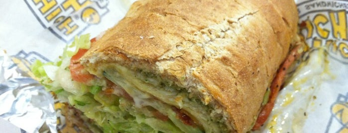 Which Wich? Superior Sandwiches is one of Foodie list.