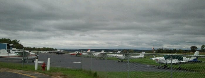 Princeton Rocky Hill Airport (K39N) is one of Airports~Part 2....