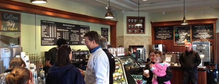 Greenberry's Coffee & Tea is one of DC Restaurants.