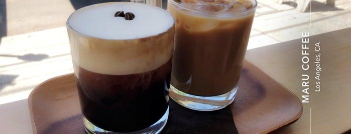 Maru Coffee is one of Posti salvati di Whit.