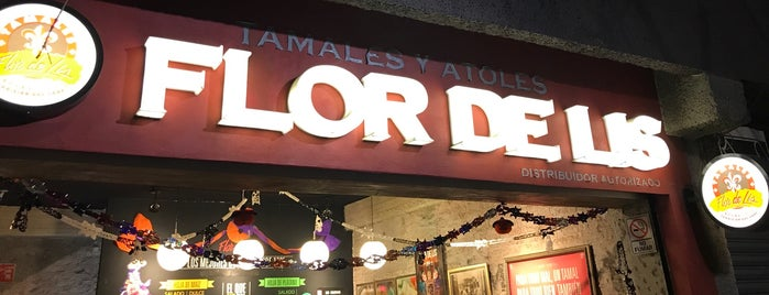 Flor de Lis is one of Mexico City.