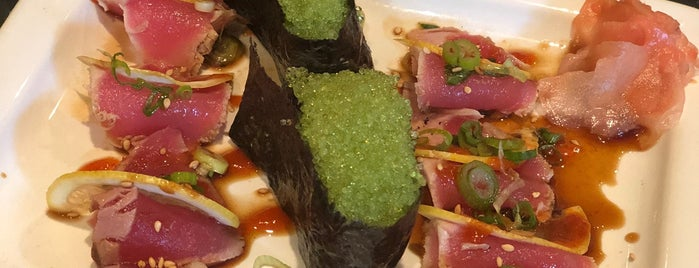 Wasabi is one of Offbeat's favorite New Orleans restaurants.