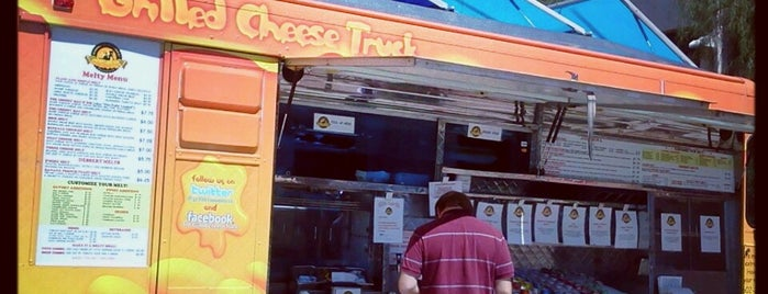 Grilled Cheese Truck is one of Ryan 님이 좋아한 장소.