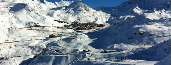 Val Thorens is one of Lugares favoritos de Tanya.