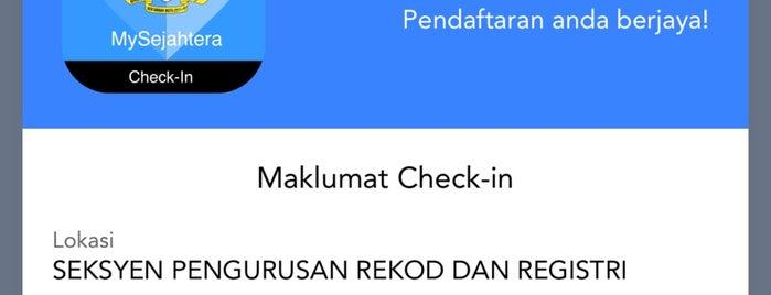 Arkib Negara Malaysia is one of b.
