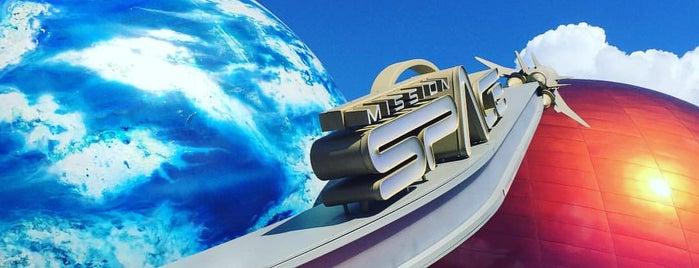 ミッション:スペース is one of Orlando.