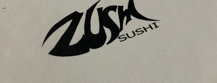 Zushi Sushi is one of Eastside Places To Try.