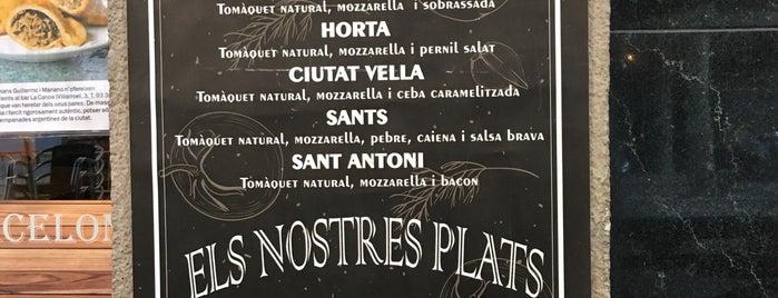 La Canoa Resto - bar is one of Restaurants.