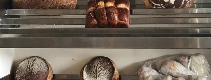 Pandor Artisan Boulangerie & Cafe is one of Lieux sauvegardés par Justin.