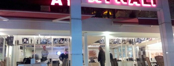 Aynalı Restaurant is one of Kaleici-Antalya.