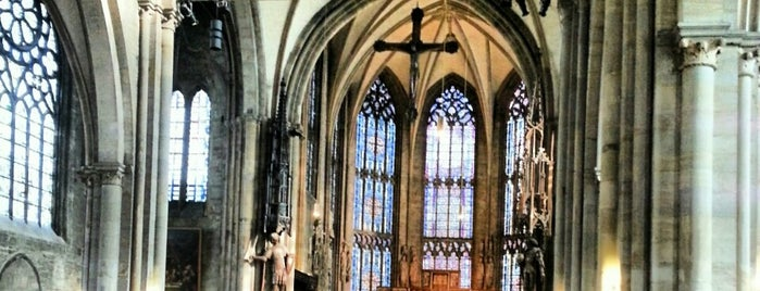Reinoldikirche is one of Dortmund - must visits.