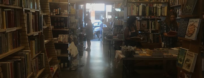 Archestratus Books & Foods is one of Greenpoint BK.