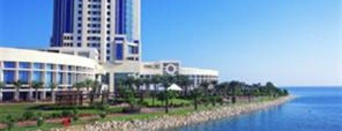 The Ritz-Carlton Doha is one of Doha.