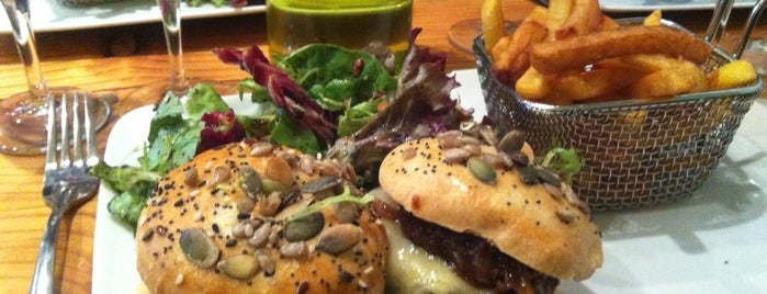 Au Comptoir de Brice is one of Burgers in Paris.