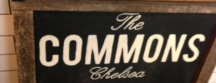 The Commons Chelsea is one of Manhattan Drinks.