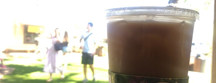 Island Vintage Coffee is one of Locais salvos de Marc.