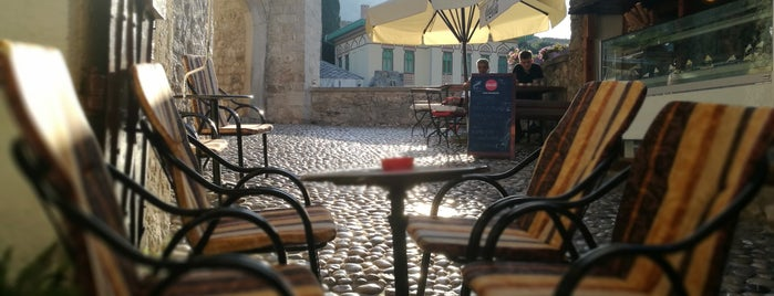 Caffe Stari Grad is one of Mostar.