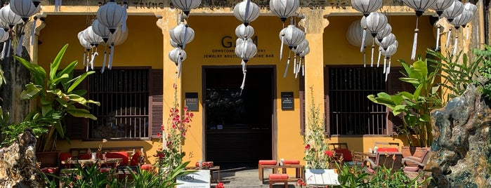 Gemstone Art Museum ( GAM ) is one of Hoi An.